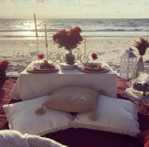 Perfect Date Arrangements - A Picnic to Remember