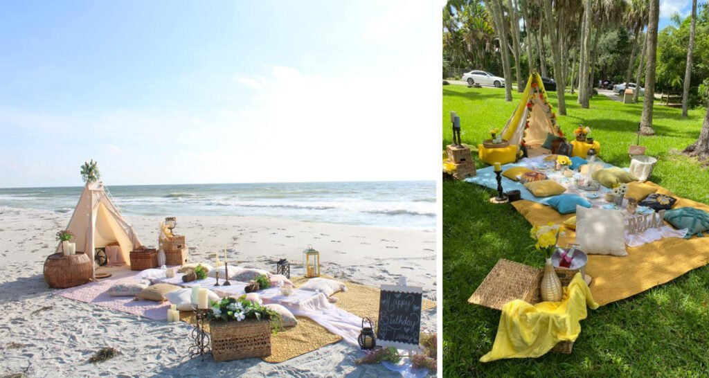 The Perfect Naples Parks for a Perfect Picnic